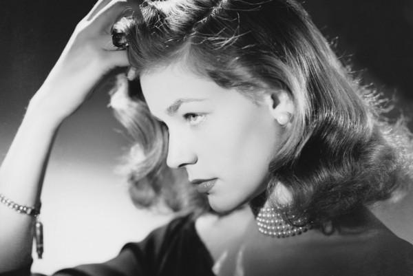 Lauren Bacall: la diferencia entre tener y no tener