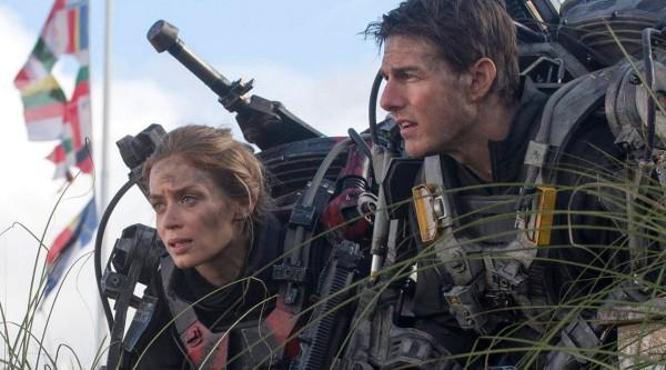 'Al filo del mañana': Tom Cruise sigue empeñado en salvar el mundo