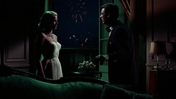 'Atrapa a un ladrón' (1955), Alfred Hitchcock y la belleza