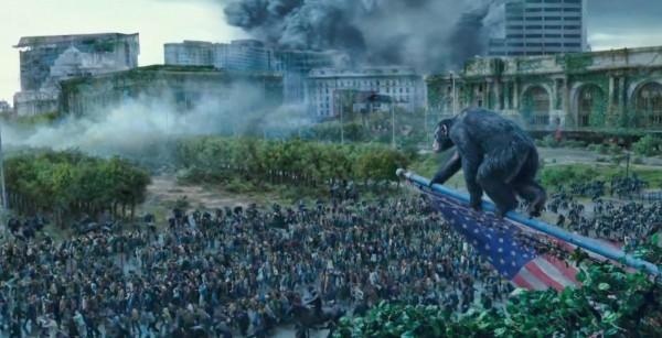 El orígen y el amanecer del planeta de los simios... y lo que falta