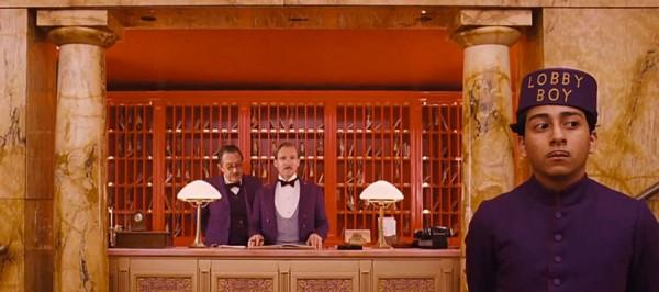 'El gran Hotel Budapest', una aventura con marca Wes Anderson