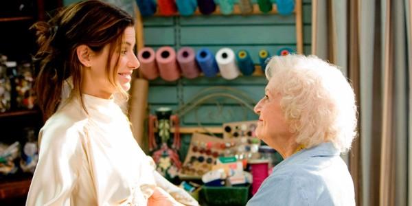 Hablando de romances... ¿qué, una proposición de Sandra Bullock?
