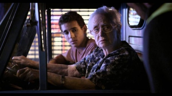 Daniel Guzmán confesó hacer el largometraje como homenaje a su abuela