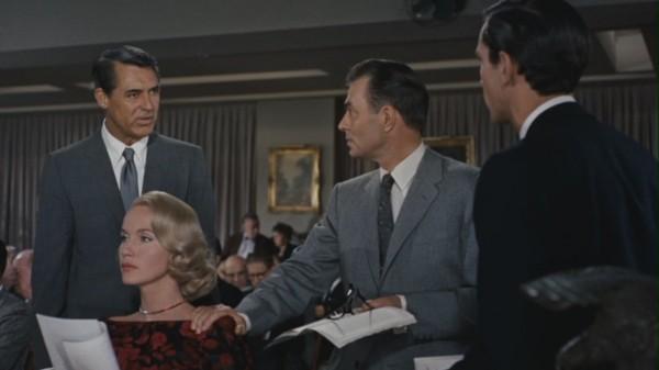 'Con la muerte en los talones' (1959), el Alfred Hitchcock con sentido del humor