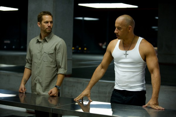 'Fast & Furious 7', una despedida con mucha acción y más imposibles