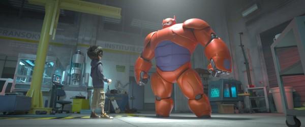 'Big Hero 6', superhéroes animados que te levantarán el ánimo