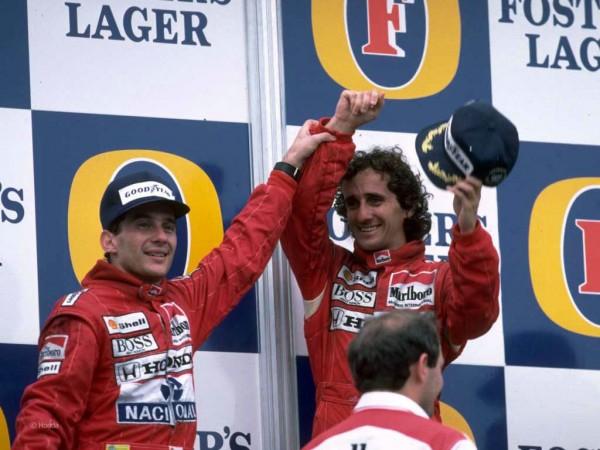 'Senna' (2010) o la épica de la Fórmula 1