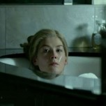 David Fincher y Ben Affleck en