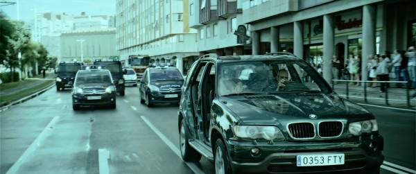 'El desconocido' (2015), acción frenética por las calles de A Coruña
