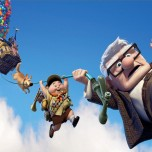 Imágenes con mensaje de la película Up (Carl y Ellie)
